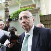 Meirelles afirmou que não foi convidado a ocupar ministério em eventual governo de Temer. Foto:  Luiz Carlos Murauskas Folhapress
